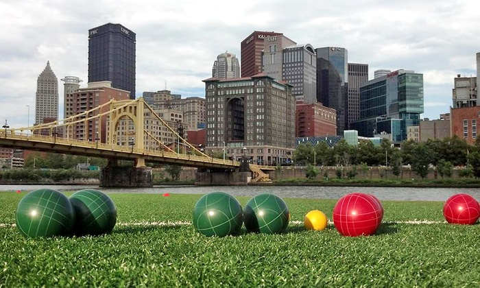 Major League Bocce - Armstrong Field: Summer Bocce League Registration for an Individual or a Team of Eight from Major League Bocce (Up to 50% Off)