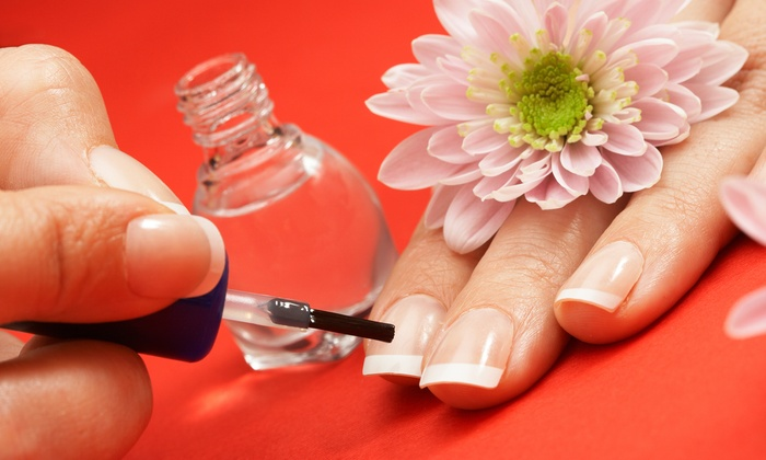 Empress Nails II - Lisle: One or Two Groupons, Each Good for One No-Chip Manicure at Empress Nails II (Up to 46% Off)