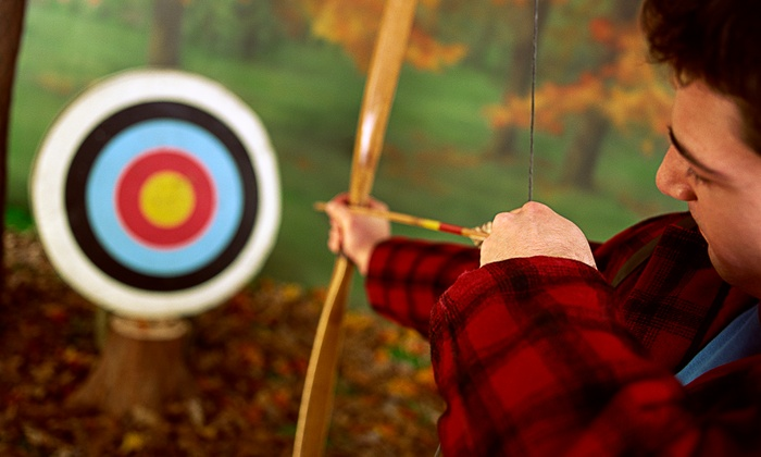 Revolution The Off Road Experience - Clermont: One, Two, or Three Introductory Archery Lessons at Revolution, The Off-Road Experience (Up to 49% Off)