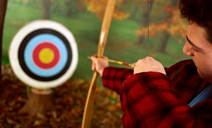Revolution The Off Road Experience: One, Two, or Three Introductory Archery Lessons at Revolution, The Off-Road Experience (Up to 49% Off)