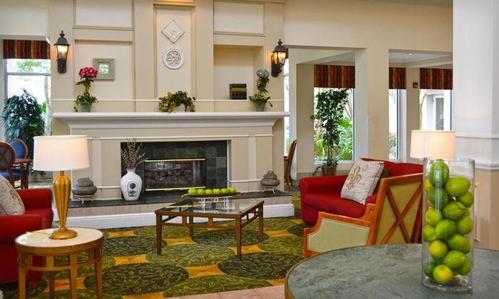 ... Hilton Garden Inn New Orleans Airport   Kenner: One Night Stay At Hilton  Garden ...