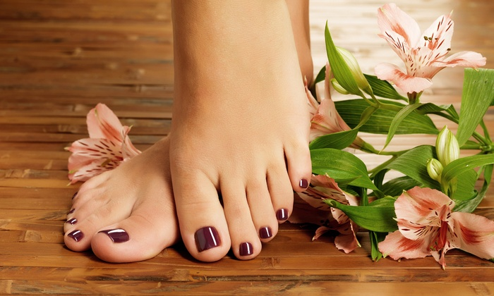 ELEMENTS salon - Avon Lake: One Pedicure at ELEMENTS salon (38% Off)