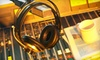 Treehouse Sound Studio - The Heights: Half-Day or Full-Day Recording-Studio Rental at Treehouse Sound (Up to 68% Off)