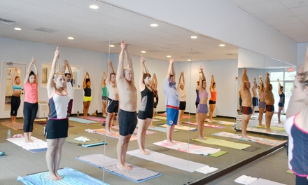 10 or 20 Classes at Bikram Yoga (Up to 86% Off)
