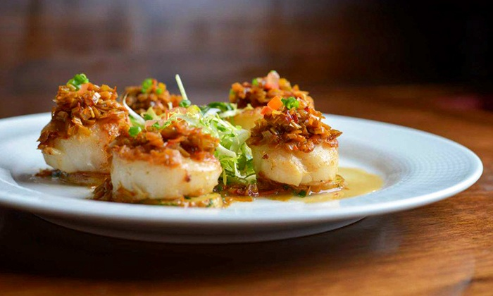 Acacia - Huntington Village: Fine Dining for Two or Four at Acacia (Up to 40% Off)