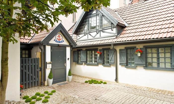 Anchor House - Anchor House: Sopot: 2-6 dni dla 2 lub 4 osób w Anchor House
