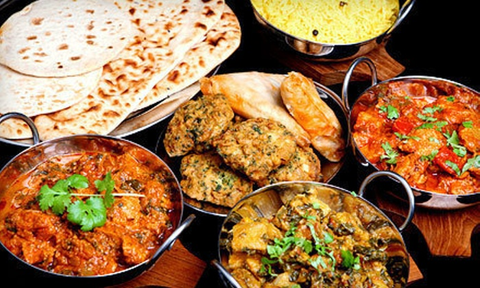 Krishna Catering & Restaurant - Garden City: $10 for $20 Worth of Indian Food at Krishna Catering & Restaurant
