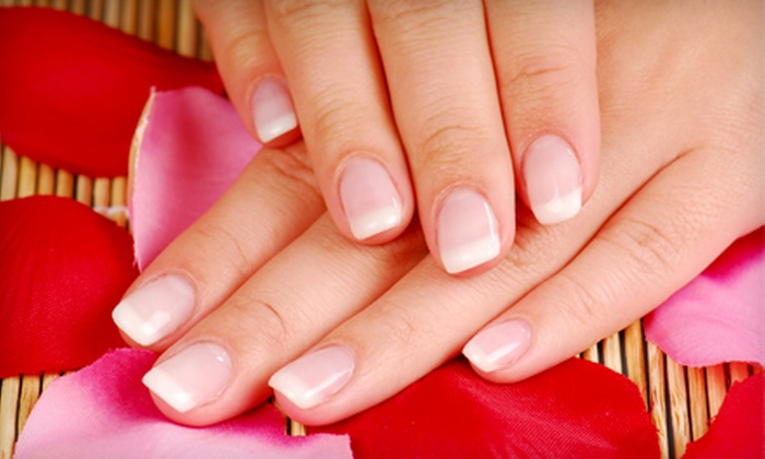 Reflexions Spa - Far North Dallas: One or Three OPI Gel Manicures at Reflexions Spa (Up to 51% Off)