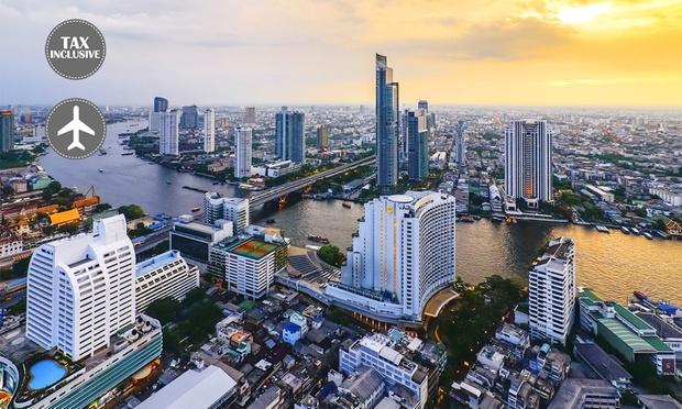 Bangkok: Stay with Return Flights 0