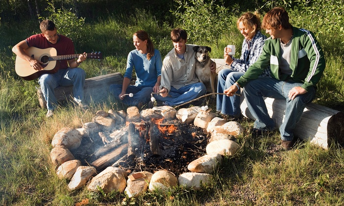 Camp Sandusky - Camp Sandusky: $29 for a One-Night Stay at a Four-Person Cabin with Two Pancake Breakfasts ($75 Value)