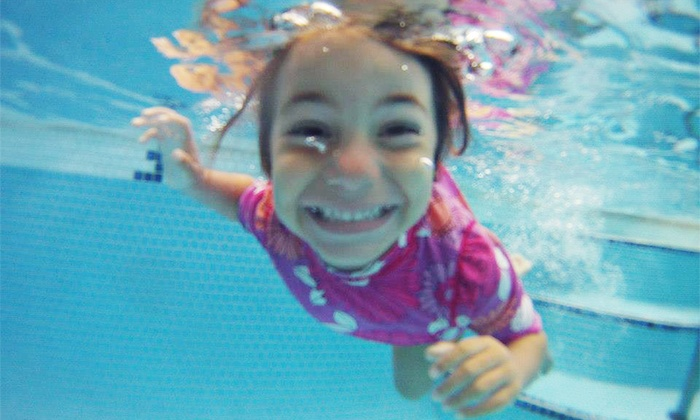 Aquanetta Adventures - Honolulu: 30-Minute On-Location Private or Semi-Private Swimming Lessons from Aquanetta Adventures (Up 57% Off)