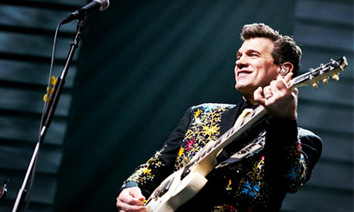 Chris Isaak - Murat Theatre at Old National Centre: $15 to See Chris Isaak at Murat Theatre at Old National Center on November 25 at 7:30 p.m. (Up to $41.50 Value)