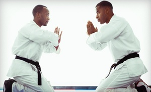 Queens Mixed Martial Arts: 4 or 10 Brazilian Jiu-jitsu Classes with Uniform and Belt at Queens Mixed Martial Arts (Up to 89% Off)