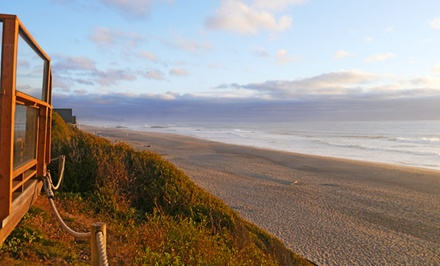 Gift a 1- or 3-Night Stay for Four at Westshore Oceanfront Suites in Lincoln City, OR