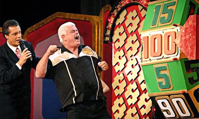 """The Price Is Right - Live Stage Show - Toyota Oakdale Theatre: """"The Price Is Right"""" – Live Stage Show at Toyota Presents Oakdale Theatre on Saturday, October 27, at 7:30 p.m."""
