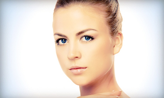 Renaissance Spa - Bloomfield Medical Village: One or Three European Facials with Collagen Eye Treatments at Renaissance Spa (Up to 70% Off)