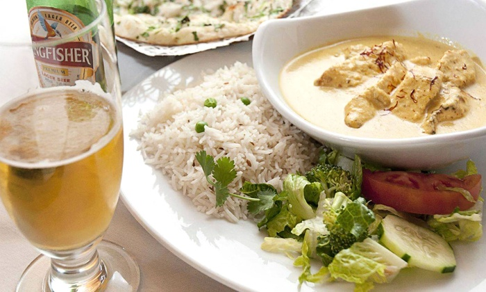 India Garden Restaurant - Asheville: $12.50 for $25 Worth of Indian Food for Dinner at India Garden Restaurant
