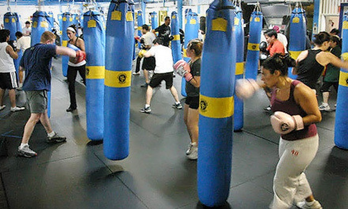 South Florida Boxing - Miami Beach: 5, 10, or 15-Class Pack Good for Any Fitness Classes Use at South Florida Boxing (Up to 91% Off)