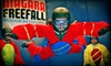 Niagara Freefall Indoor Skydiving & Interactive Center - Hamilton: $69 for Six-Minute Indoor-Skydiving Experience at Niagara Freefall Indoor Skydiving & Interactive Center ($141.25 Value)