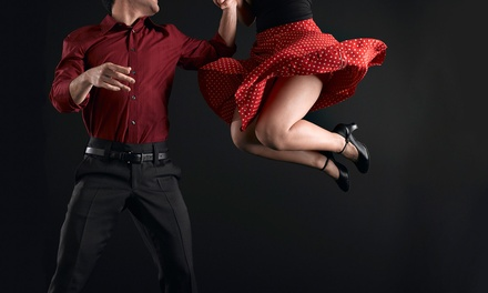 $55 for Two Private Dance Lessons and One Group Lesson at Dance Dynamics ($140 Value)