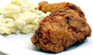 10-piece Chicken Meal With Two Sides, Or $6 For $10 Worth Of Southern Specialties At Chicken Run