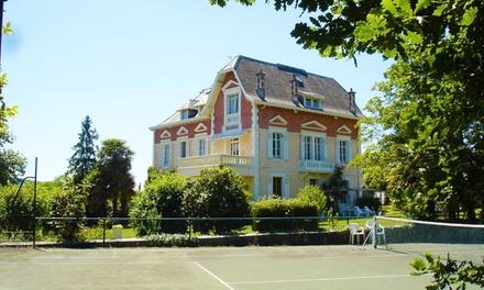Domaine de bassilour bidart groupon getaways for Entretien jardin bidart