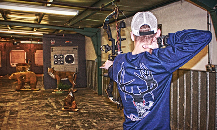 KC Performance Archery and Range - Havencroft Industrial Park: Archery Sessions or Range Time at KC Performance Archery and Range (Up to 65% Off). Five Options Available.