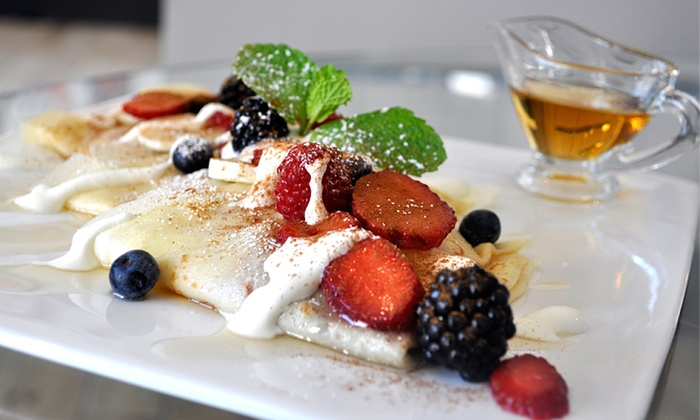 Dolce Amore - Civic Center: $89 for a Three-Course Breakfast for Two at Dolce Amore ($89 Value)
