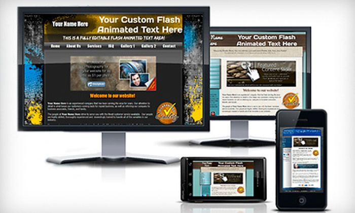 Modern Web Studios: $99 for a Six-Page Website and One Month of Website Hosting from Modern Web Studios ($395 Value)
