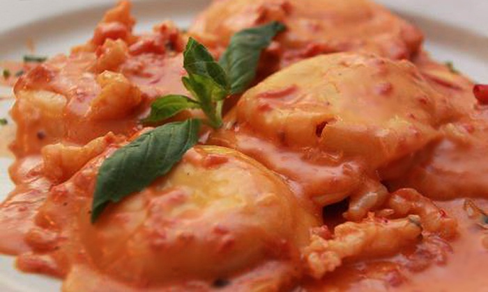 Sofia's Italian Restaurant - Sofia's Italian Restaurant: Italian Food for Lunch, Dinner, or Takeout at Sofia's Italian Restaurant (Up to 58% Off). Two Options Available.