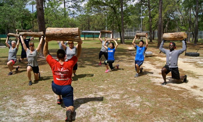 Fitness Driven Results - Gainesville: $30 for Six Weeks of Outdoor Fitness Camp Classes from Fitness Driven Results ($120 Value)