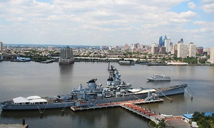 Battleship New Jersey: Battleship New Jersey Visit for Two or Four (Up to 51% Off)
