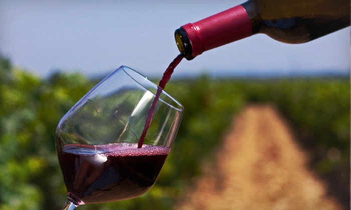 Danza del Sol Winery - Temecula: 2.5-Hour Wine Tour, Class, and Tasting with Wineglass for One, Two, or Four at Danza del Sol Winery (Up to 66% Off)