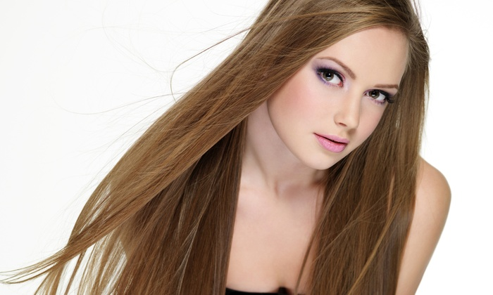 Artistic Edge Hair Studio - Acworth-Kennesaw: Haircut, Keratin Treatment, or Highlights at Artistic Edge Hair Studio (Up to 63% Off). Four Options Available.