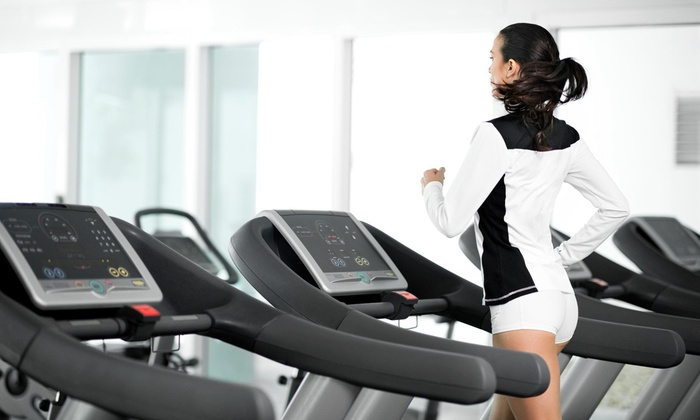 Ladies Only Total Fitness - Atlanta-Decatur: 30 Days of Unlimited Gym Access from Ladies Only Total Fitness (75% Off)