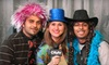 Photobooth 2 Go - Kitchener - Waterloo: $699 for a Four-Hour Photo-Booth Rental from PhotoBooth 2 Go ($1,399 Value)
