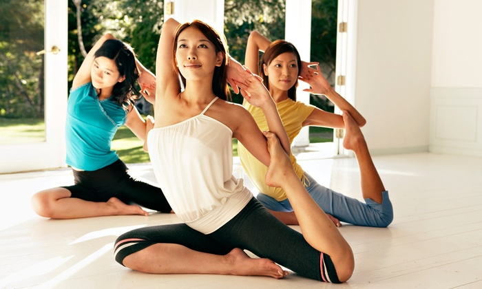 Esteem Wellness and Fitness - Greenlawn: 10 or 20 Fitness Classes at Esteem Wellness & Fitness (Up to 77% Off)
