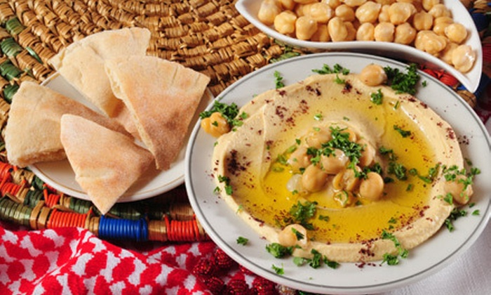 Café Greek - McShann Estates: $15 Worth of Greek Cuisine