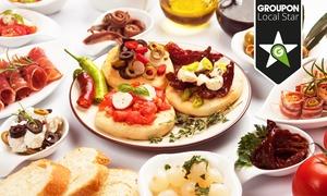 Rocas: XXL-Tapas-Teller mit spanischen Spezialitäten für Zwei oder Vier im Rocas ab 22,90 €