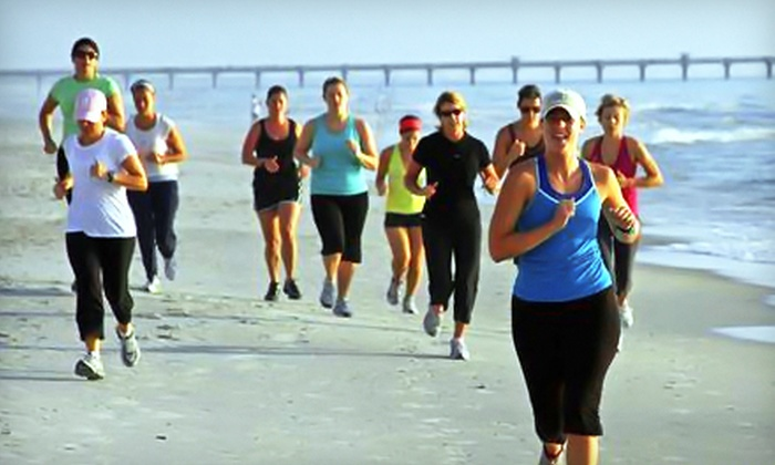 Under The Sun Fitness - Jacksonville Beach: 10 or 20 Outdoor Fitness Classes at Under The Sun Fitness (Up to 70% Off)