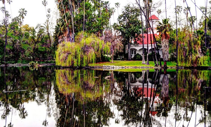 Los Angeles County Arboretum and Botanic Garden - Los Angeles County Arboretum and Botanic Garden: One-Year New Member Memberships to Los Angeles County Arboretum & Botanic Garden in Arcadia (Up to 50% Off)