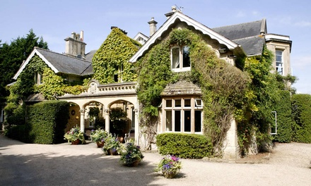 Bath: 1 Night for Two with Breakfast, Cream Tea, Dinner, Late...