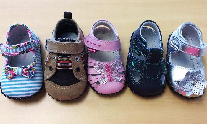 Lou's Bootery Children's Shoes Specialist - Suamico: Children's Shoes and Accessories at Lou's Bootery Children's Shoes Specialist (50% Off). Two Options Available.