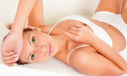 One, Three, or Five Infrared Body Wraps at Daytona Tan (Up to 61% Off)
