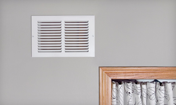 Modern Purair - Calgary: Dryer-Vent Cleaning or $50 for $125 Toward Furnace and Air-Duct Cleaning from Modern PURAIR