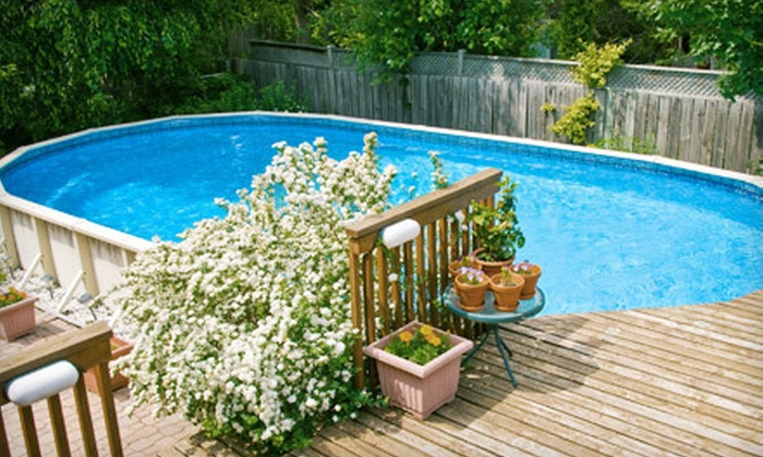 West Coast Pool Service - Multiple Locations: Pool and Backyard Accessories at West Coast Pool Service (Up to 52% Off). Two Options Available.