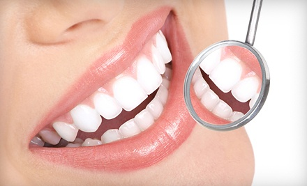 Laser Teeth Whitening at White Smile Central (Up to 77% Off). Four Options Available. *
