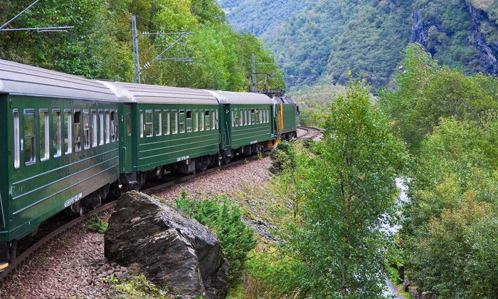 Adirondack Scenic Railroad - Union Station: Scenic Train Ride to Thendara for Two or Four from Adirondack Scenic Railroad in Utica (Up to 41% Off)