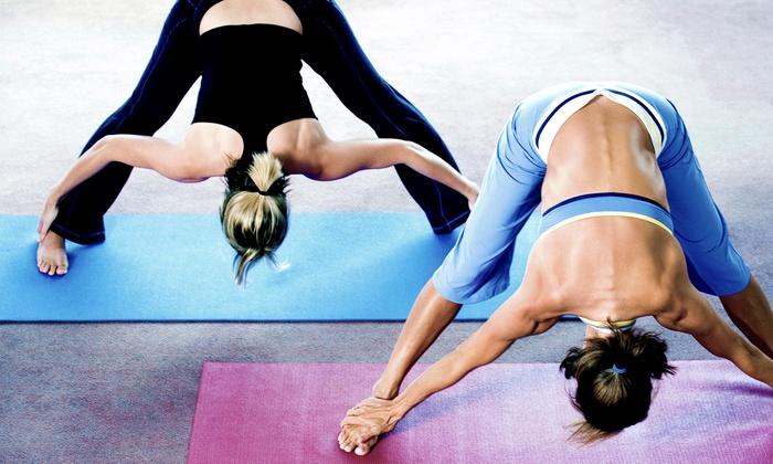 Coronado Hot Yoga - Coronado Hot Yoga: 20 Days or 2 Months of Unlimited Classes at Coronado Hot Yoga (Up to 76% Off)