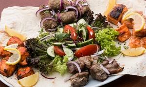 Restauracja Gruzja: Centrum: 69,99 zł za groupon wart 100 zł na całe menu i więcej opcji w Restauracji Gruzja